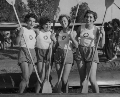 bay. Meisterinnen 1953