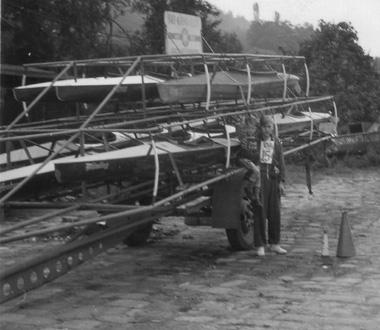 Bootshänger 1954
