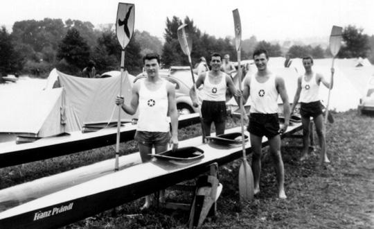 K4 männl. Jugend 1961