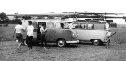 Vereinsbus 1962