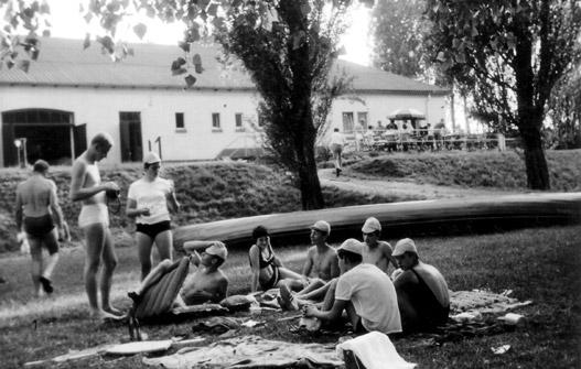 Vereinsheim 1967