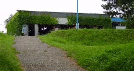 neues Bootshaus (Bild von 2003)