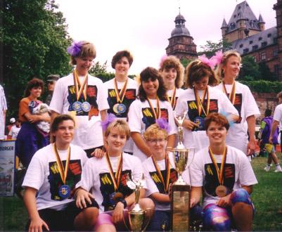 Schlaubootsiegerinnen von 1992