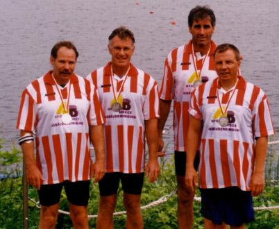 Senioren K4 von 1996