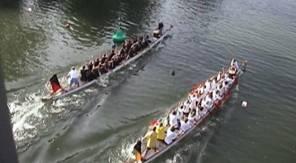 2003: Floßhafenregatta