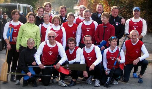 Unser Armadacupteam 2009