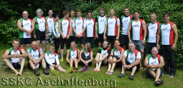 Das SSKC Team der Bayerischen Meisterschaft 2015